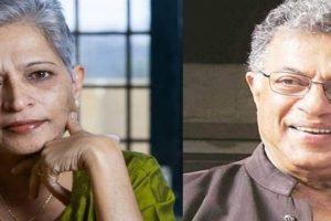 What Girish Karnad Told Gauri Lankesh As the Saffron Army Laid Siege to Bababudangiri