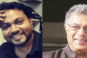 From Neighbour to Mentor to Colleague: Chaitanya K.M. Remembers Girish Karnad