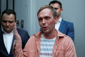In Rare U-Turn After Public Anger, Russia Drops Case Against Journalist