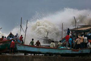 Three Lakh People Evacuated as Cyclone Vayu Advances Towards Gujarat Coast