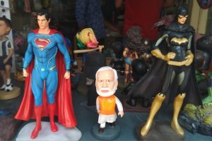 Narendra Modi and the Pantheon of Superheroes