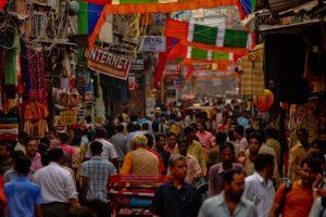 The History Behind Delhi's Weekly Bazaars