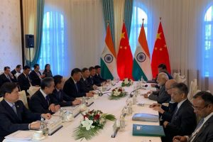 PM Modi Meets Xi Jinping, Vladimir Putin on Sidelines of SCO Summit