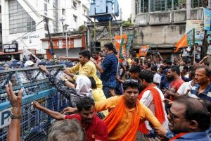 As BJP and Trinamool Fight It Out, Who Will Save Bengalfrom Political Violence?