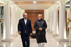 How India Has Moved With Israel: A Timetable of Milestone Events