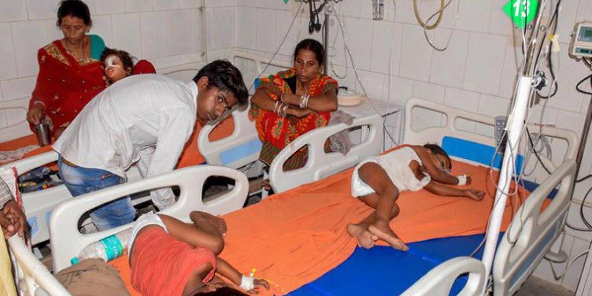 Bihar Govt is Blaming Low Blood Sugar for Children's Deaths From Suspected Encephalitis