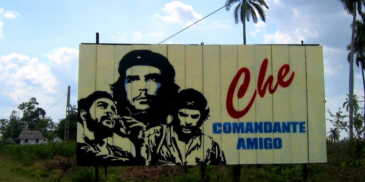 Why Is Che Guevara's Face Invoked by People All Over the World?