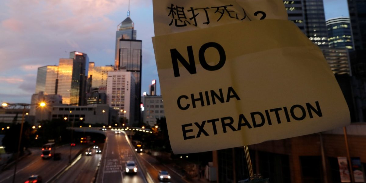 Extradition Bill May Spell the End of Hong Kong's 'One Country, Two Systems' Model