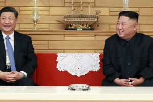 Kim, Xi Agree to Strengthen Collaboration Between Two Countries: North Korean Media