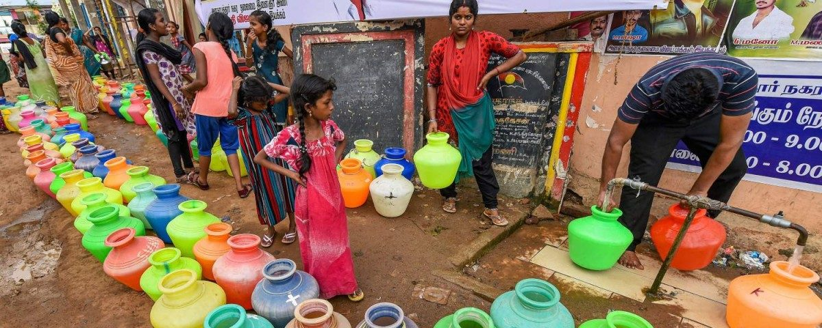 Who is to Blame for the Tamil Nadu Water Crisis?