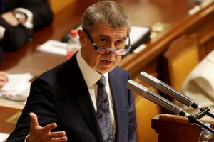 Czech Prime Minister's Minority Government Survives No-Confidence Motion