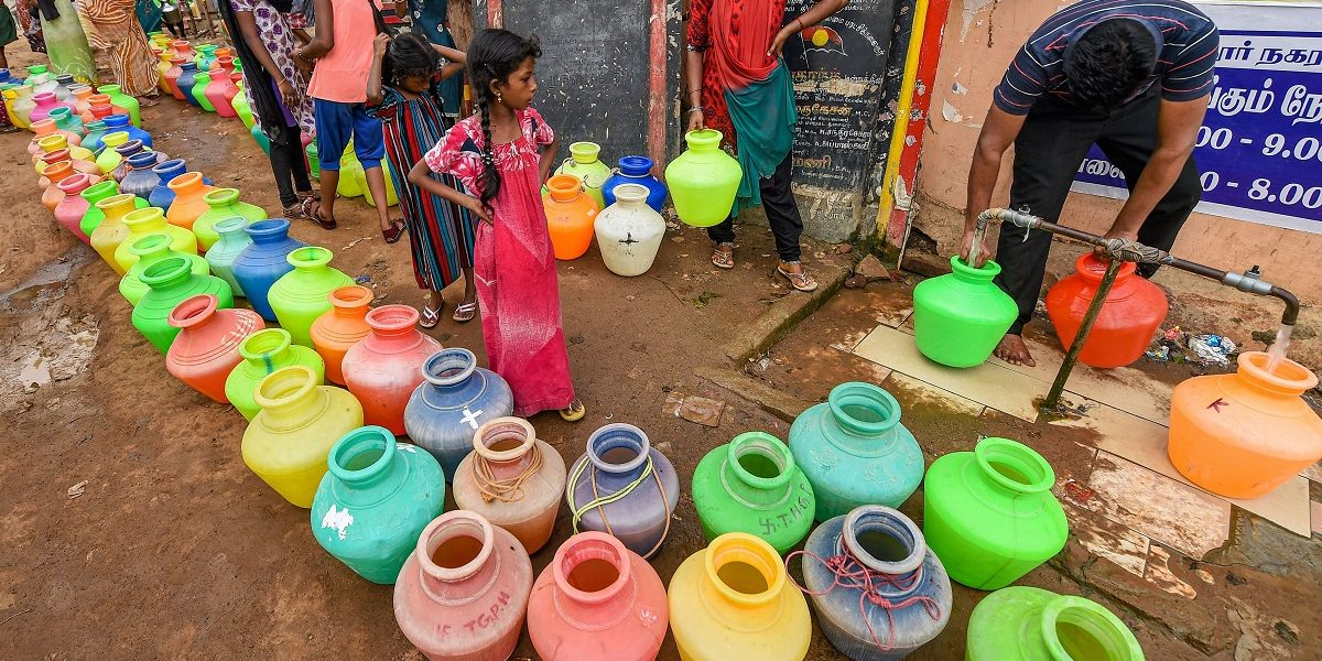 To Avoid Future Crises, Water Needs to Be Politicised