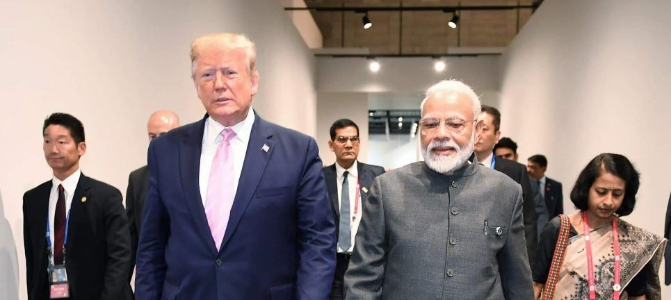 Trump Says Modi Asked Him to Mediate in Kashmir Issue, India Denies Making Request