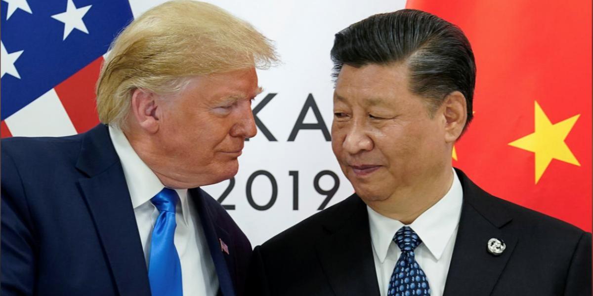 Trump Tells China to 'Solve Hong Kong Problem' Before Talking Trade