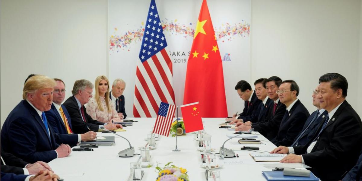 Will Coronavirus Be the New Fulcrum of US-China Geopolitics?