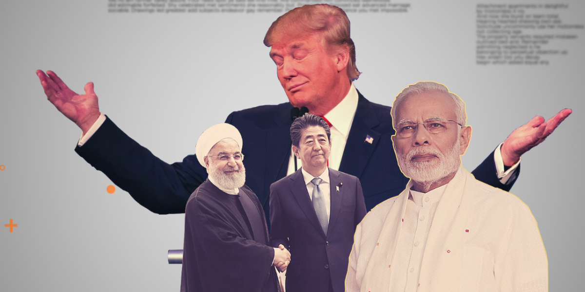 #BeyondTheHeadlines | As Trump Pushes for War, India Needs to Speak Out