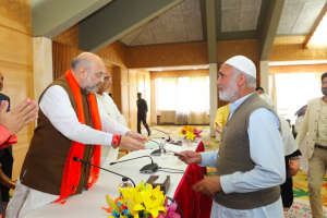 Amit Shah's Visit Reflects Centre's Indifference to Solving Kashmir Question