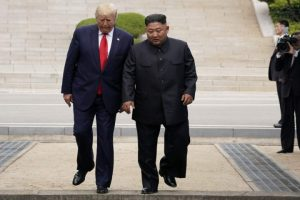 Trump's Sudden Meeting With Kim Can Go a Long Way in Ending the Korean Conflict