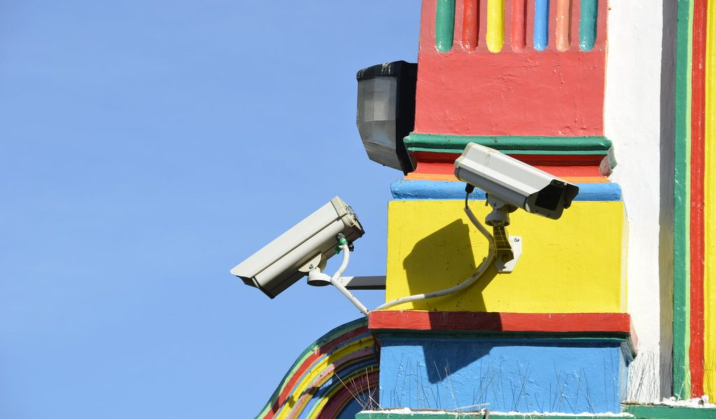 Humans Can't Watch All the Surveillance Cameras Out There, so Computers Are