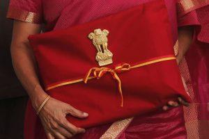 A Budget Presentation High on Nationalist Symbolism
