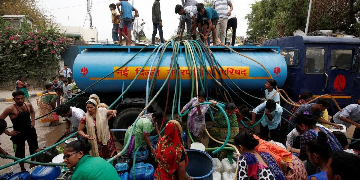 Delhi Master Plan 2041: No Plan for Augmenting Water Supply and Security