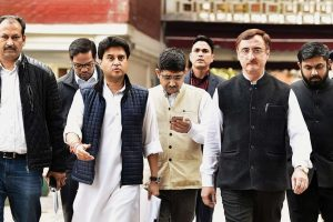 How Vivek Tankha, a Little-Known Congressman, Set Off a Domino Effect of Resignations