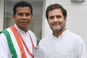 What Explains the Appointment of Mohan Markam as Congress's Chief in Chhattisgarh?
