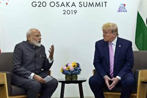Trump to Meet Pak PM Imran on Monday, PM Modi on Tuesday