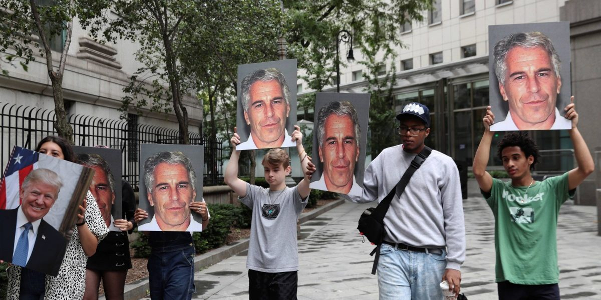 US Financier Jeffrey Epstein Charged With Sex Trafficking of Minor Girls