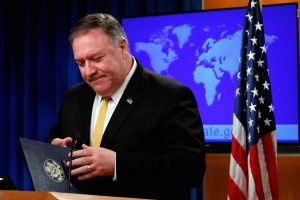Pompeo Announces Creation of Human Rights Advisory Commission