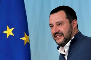Italy's Matteo Salvini Shuts What Was Europe's Biggest Migrant Center