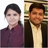 Kanksshi Agarwal and Prannv Dhawan