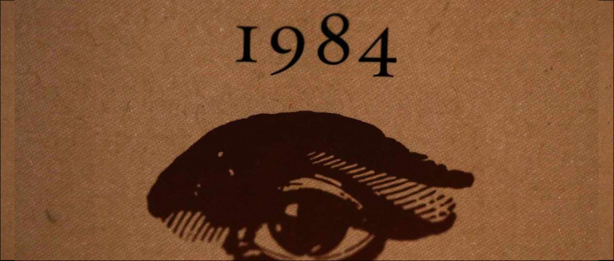 Why I've Had Enough of George Orwell