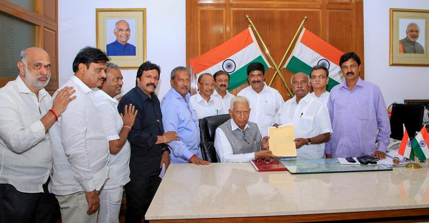 Explainer: Do Karnataka Rebel MLAs Have a Case to Press Their Resignation?