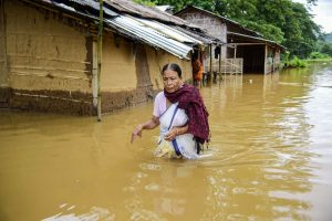 4.23 Lakh People Affected in Assam as Flood Situation Deteriorates