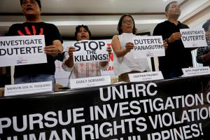Philippine Drug War Critics Hope UN Probe Can Dent Duterte's Deadly Campaign