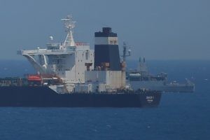 Iranian Tanker Crew Released by Gibraltar Without Charge