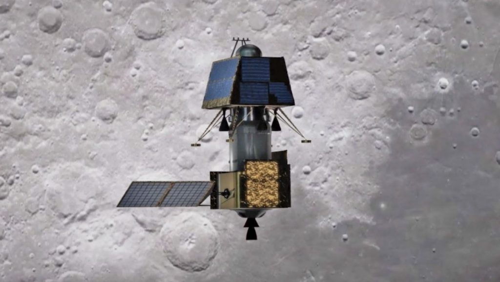 Chandrayaan 2, Indian Space Research Organisation, ISRO, Chandrayaan 1, GSLV Mk III, PSLV, Mars Orbiter Mission, Vikram lander, Pragyan rover, lunar south pole, Aitken Basin, Manzinus crater, Moon south pole, NASA retroreflector, K Sivan, soft-landing, Mangalyaan, Gaganyaan,
