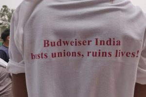 Employees Allege 'Witch Hunt' of Union Members at Budweiser Brewery Near Delhi