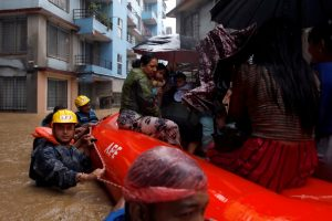 Death Toll From Nepal Flash Floods Rises to 47, Dozens Missing, Injured