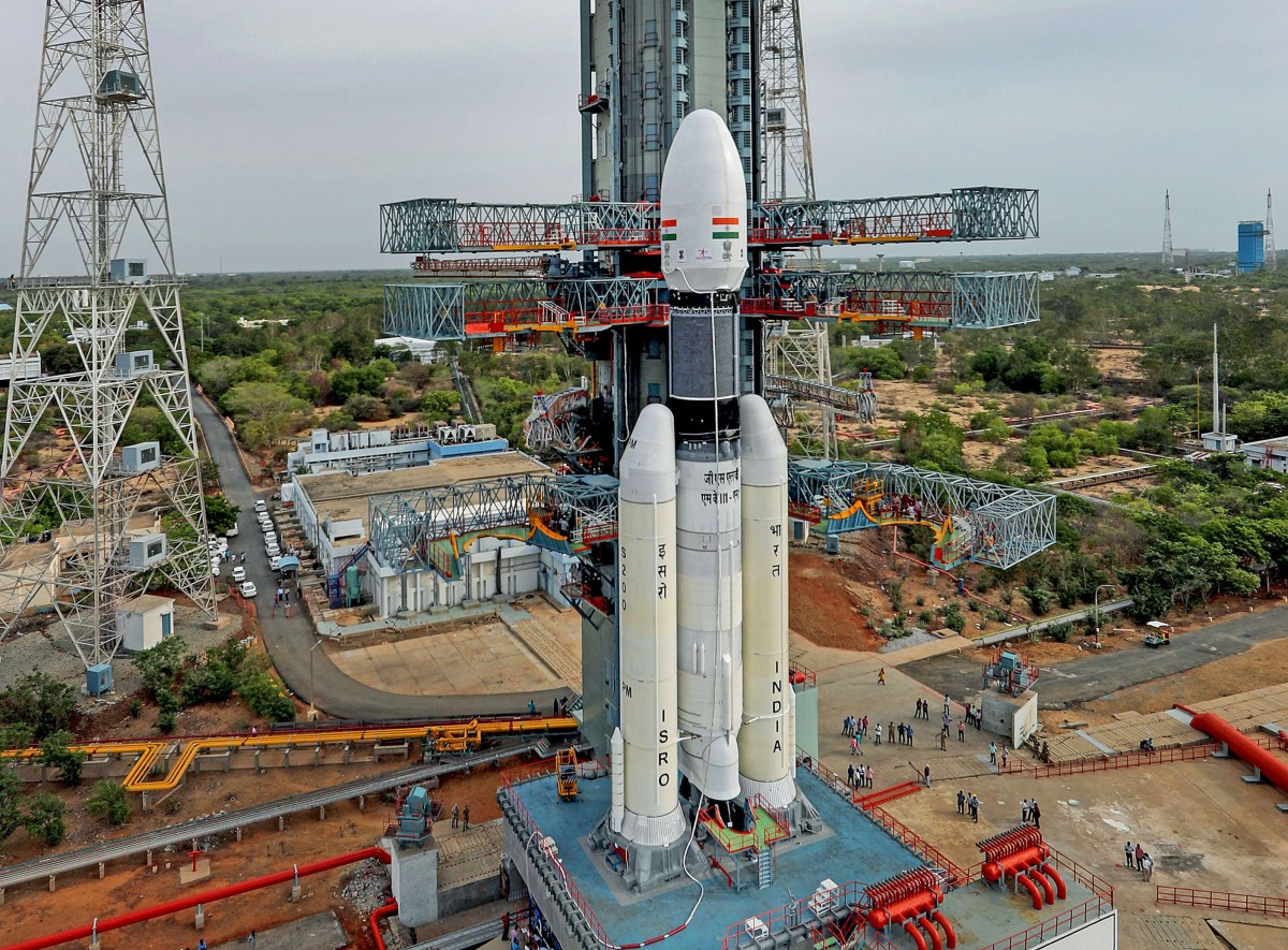Chandrayaan 2, Chandrayaan 2 launch, Chandrayaan 2 launch date, Chandrayaan-2 news, GSLV, ISRO, ISRO news, Latest headlines, latest news, moon, News, space exploration, top headlines, Top News, top stories,