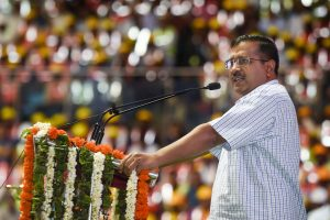 Will Give Free Safety Kits to Sanitation Workers in Delhi: Kejriwal