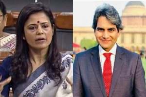 Mahua Moitra Files Criminal Defamation Case Against Sudhir Chaudhary