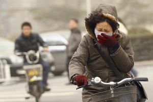 China's Greenhouse Gas Emissions Soar 50% During 2005 to 2014