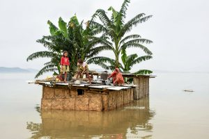 Floods and NRC: A Toss up Between Life and Citizenship
