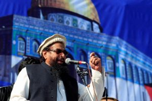 Hafiz Saeed Pleads Not Guilty in Terror Financing Cases: Court Official