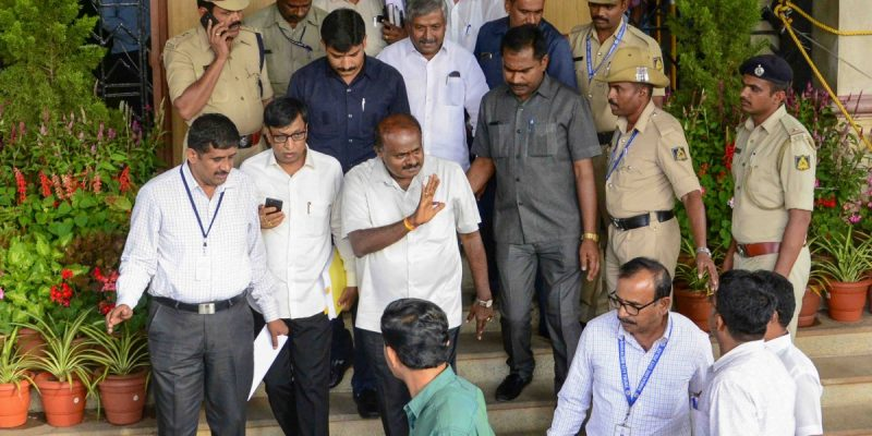 As Trust Vote Nears, Karnataka Offers Lesson in Subversion of Democracy - The Wire thumbnail