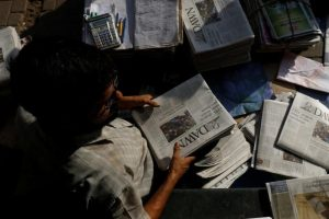 Pak Ruling Party's Twitter Campaign Seen as Veiled Threat to Journalists