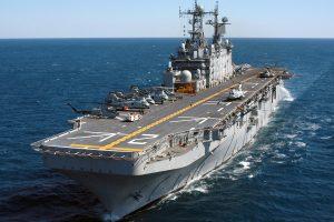 Trump: US 'Destroyed' Iranian Drone in Strait of Hormuz