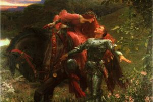 For Keats and Larkin, a Stone Knight Symbolised Two Contrasting Visions of Love